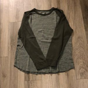 Men's Green Waffle Thermal!